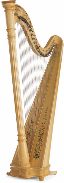 Lyon & Healy Prelude 40 Lever Harp NA
