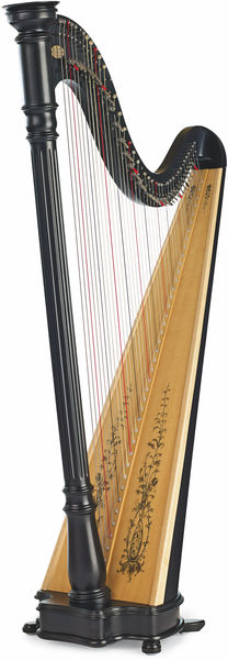 Lyon & Healy Prelude 40 Lever Harp EB