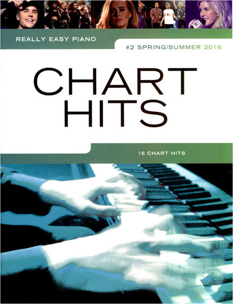 Wise Publications Really Easy Piano:Chart Hits 2