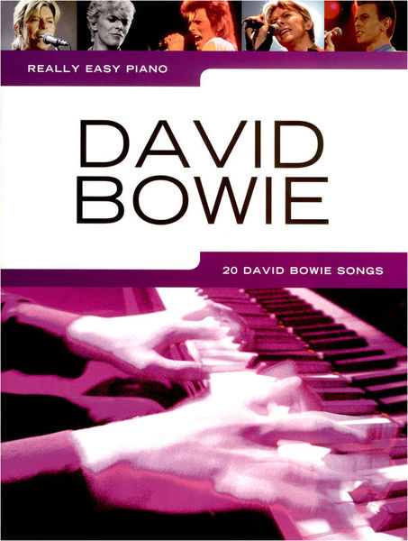 Wise Publications Really Easy Piano: David Bowie