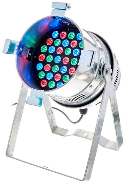 Stairville LED PAR64 36x3W RGB MKII pol.