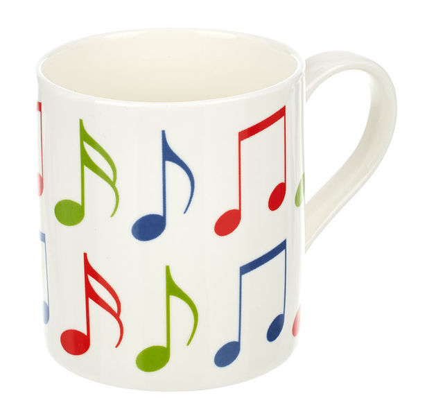 Music Sales Mug with Music Sheet Music