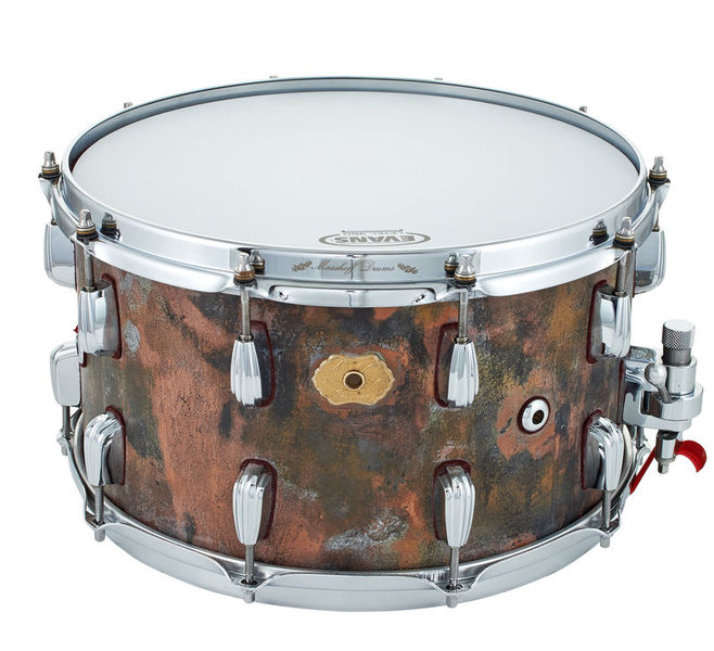 "Masshoff Drums 14""x8"" Sn. Big Chief Mr. Ugly"