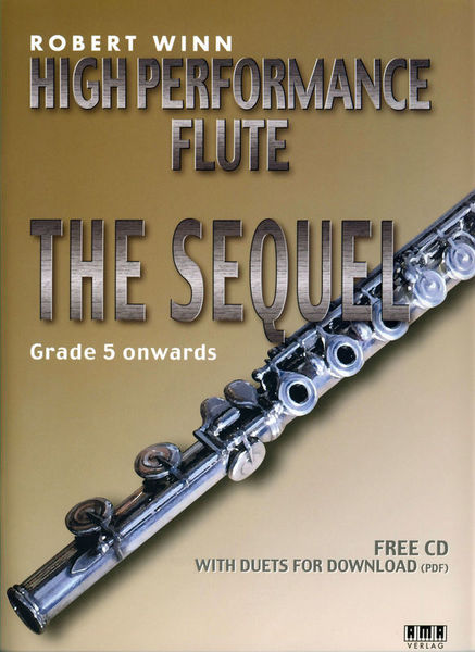AMA Verlag High Performance Flute Sequel