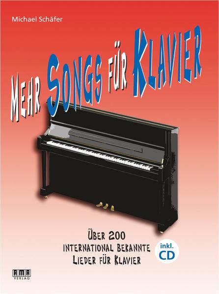 AMA Verlag Mehr Songs für Klavier
