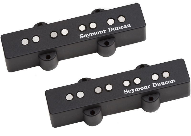 Seymour Duncan Apollo J-Bass, 4 Str, Set