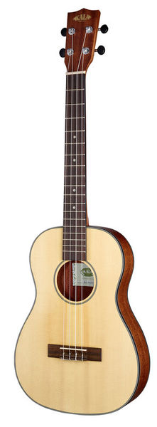 Kala Spruce Top Travel Baritone
