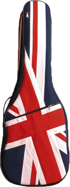 Gigbax Union Jack El. Guit. Gig Bag