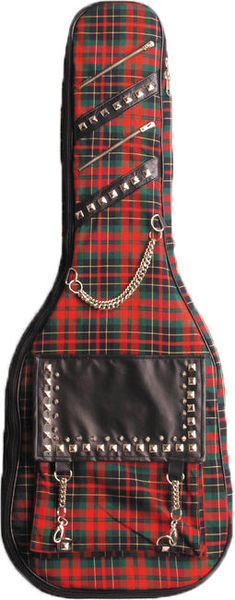 Gigbax Punk Rock El. Guit. Gig Bag