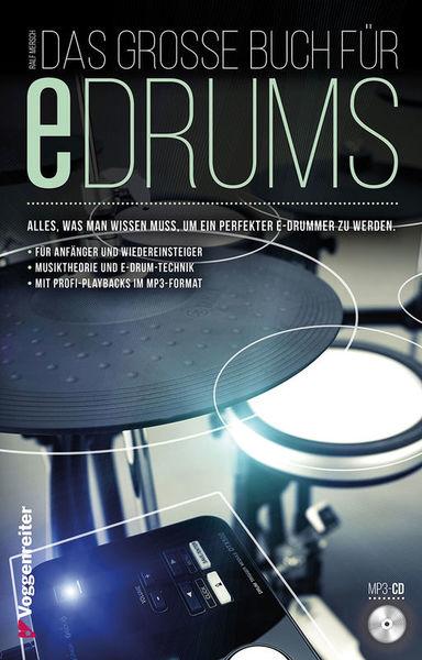 Voggenreiter Das Große Buch für E-Drums