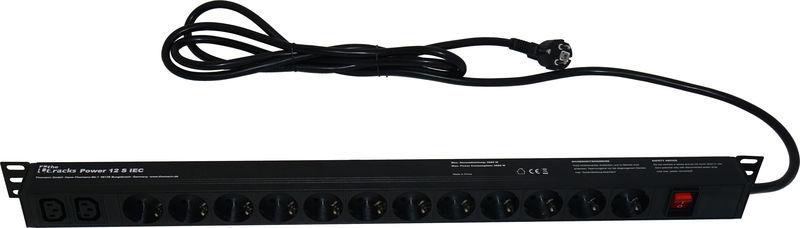 the t.racks Power 12 S IEC