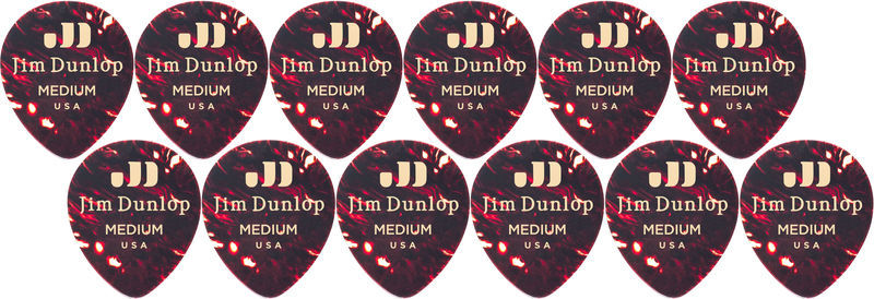 Dunlop Cell. Teardrop Shell Med