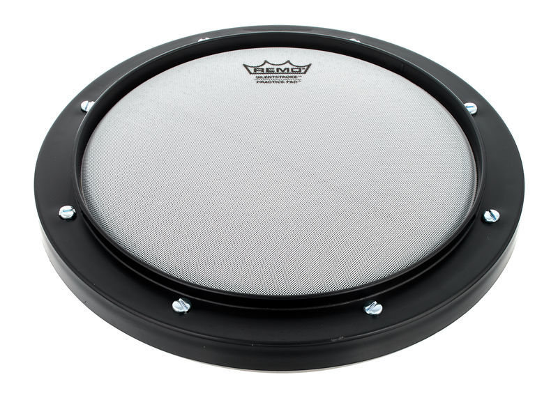 "Remo 08"" Practice Pad Silent Stroke"