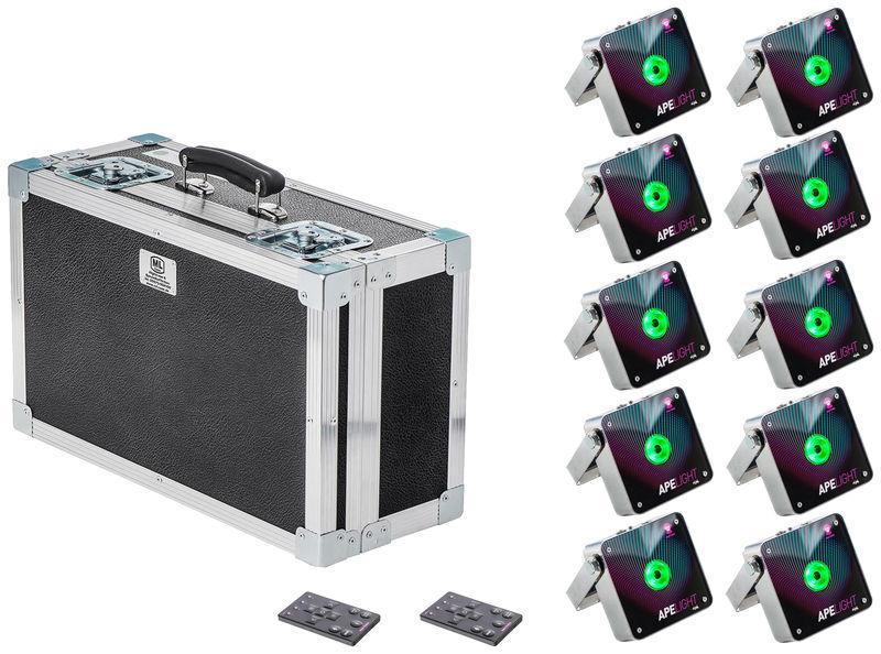 ApeLight mini - Set of 10 Tour Ape Labs