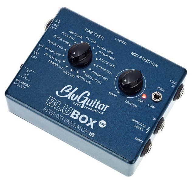 BluBox VSC BluGuitar