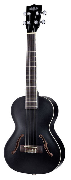 Kala Jazz Tenor Ukulele Metallic BK