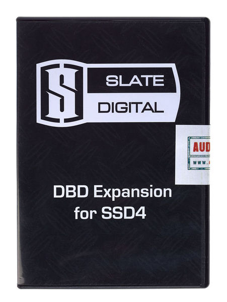 Slate Digital SSD4 Exp David Bendeth