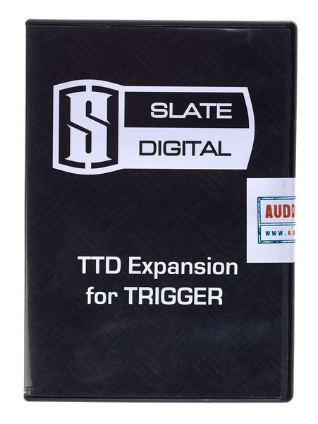 Slate Digital Trigger Exp Terry Date Drums