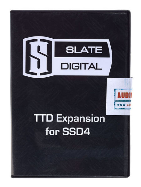 Slate Digital SSD4 Exp Terry Date Drums