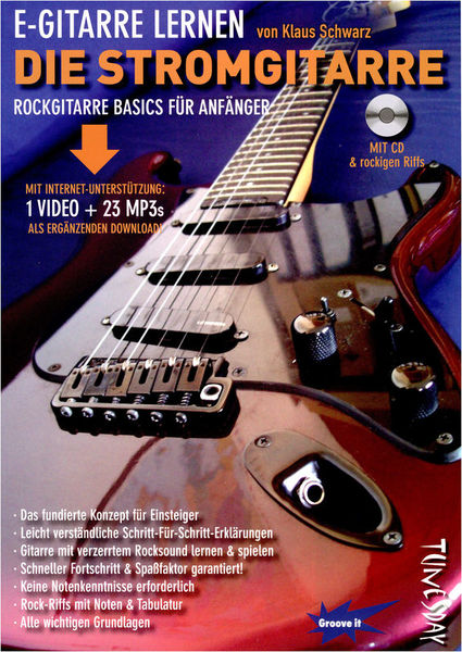 Tunesday Records Die Stromgitarre