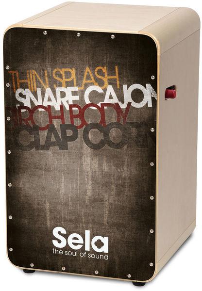 Sela SE 081 Casela Pro Vintage Grey