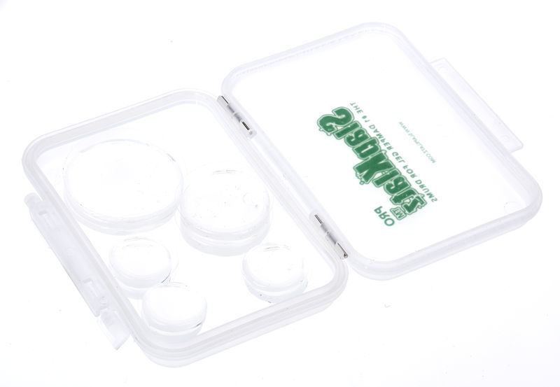 SlapKlatz Gel Pads 10-piece Box clear