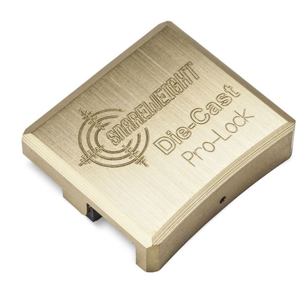 Snareweight Pro Lock Brass