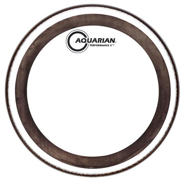 "Aquarian 10"" Performance II Clear"