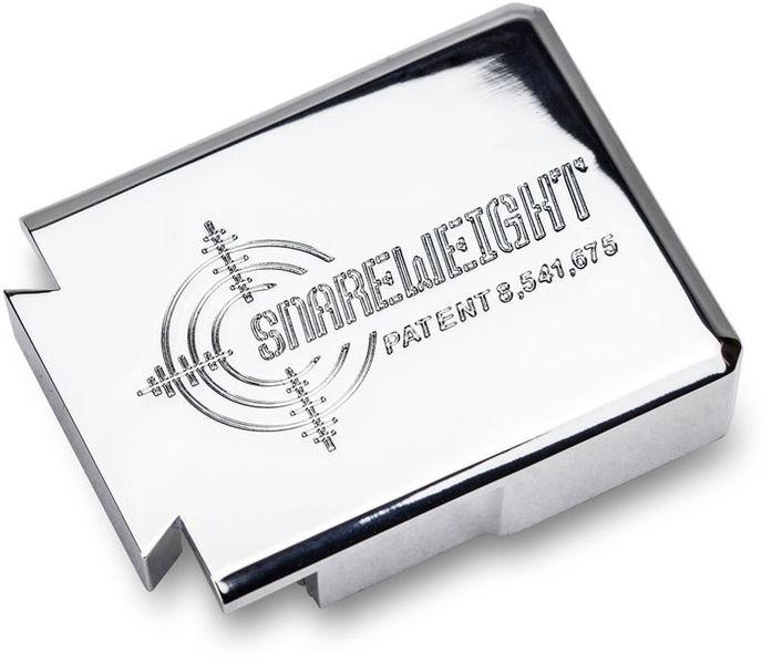 Snareweight #4 magn. Overtonedamper Chrom