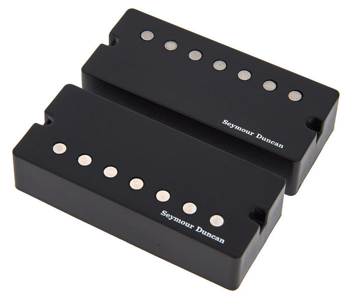 Seymour Duncan Jeff Loomis 7-String Set BK