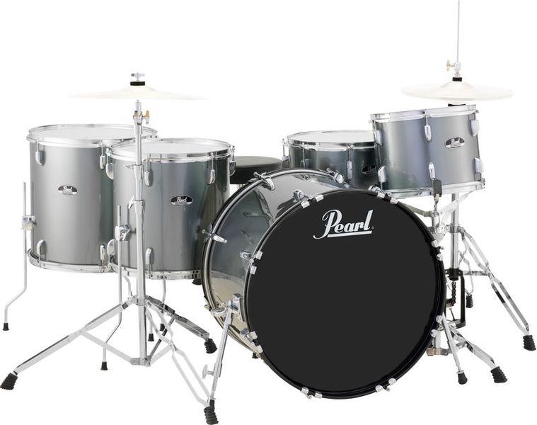 Pearl Roadshow Rock Charcoal Metal.