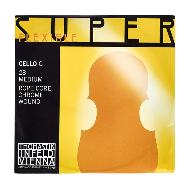 Thomastik Superflexible G Cello med Chr.