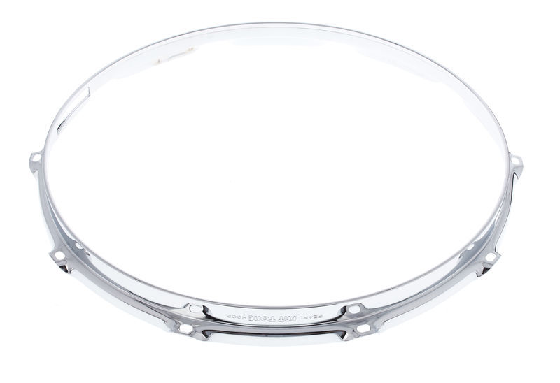 "Pearl 14"" Fat Tone Hoop Snare Side"