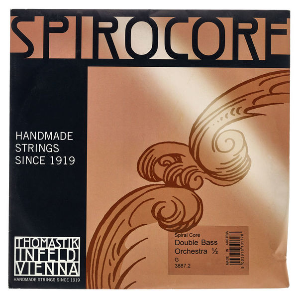 Thomastik Spirocore G Bass 1/2 medium