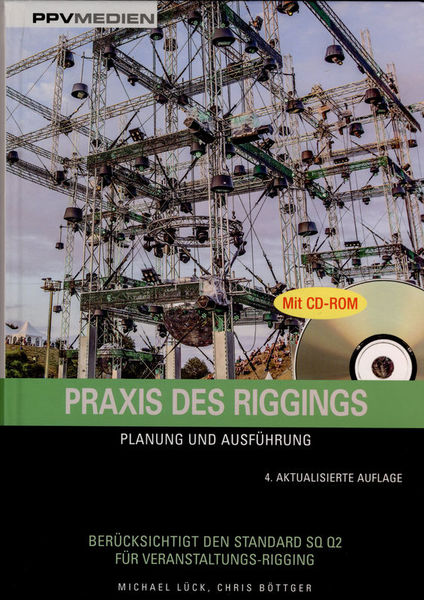 PPV Medien Praxis des Riggings - Planung
