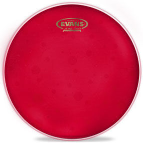 "Evans 18"" Hydraulic Red Tom"