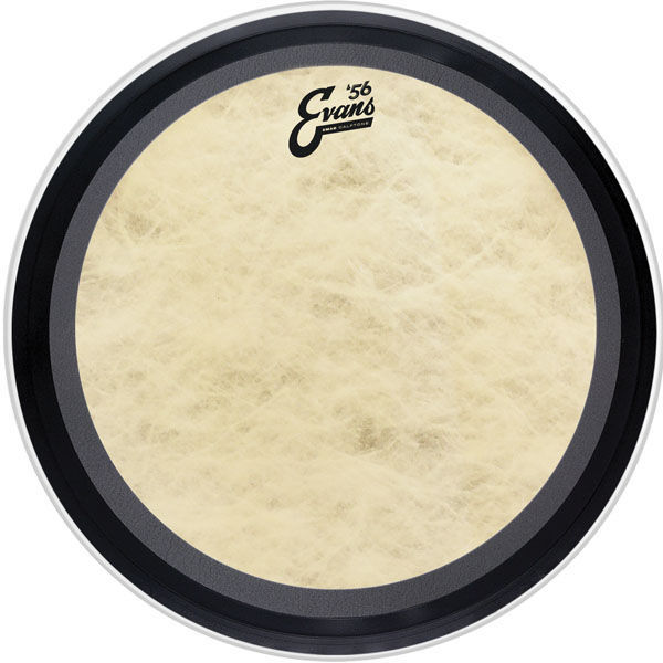 "Evans 22"" EMAD Calftone Bass Drum"