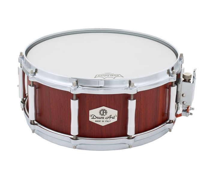 "Drum Art 14""x5,5"" Padouk Snare Drum"