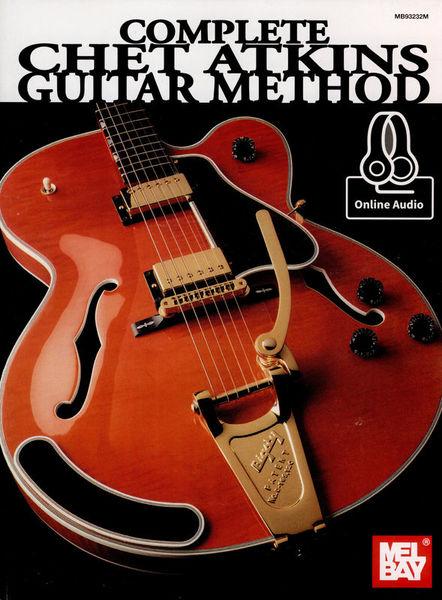 Mel Bay Complete Chet Atkins Guitar