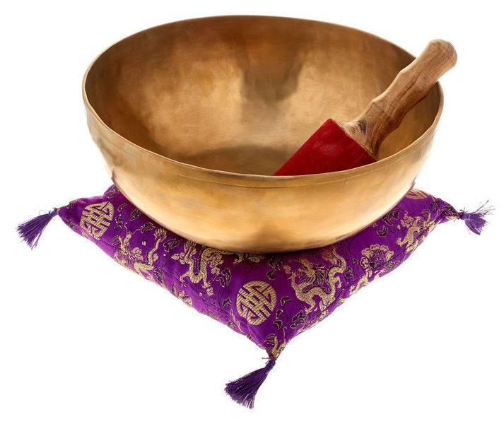 Tibetan Zen Singing Bowl 2300g Thomann