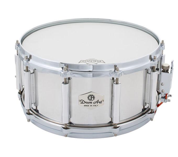 """Drum Art 14""""x6,5"""" Aluminum Snare Drum"""