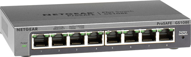 Netgear GS108E Switch