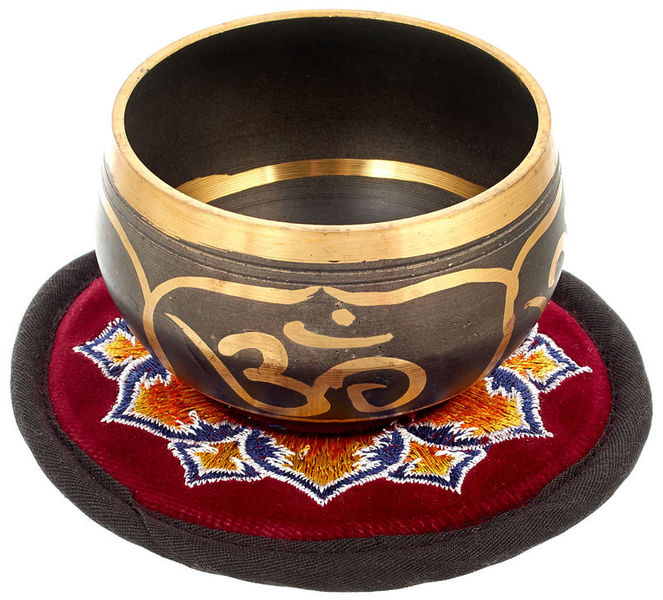 Tibetan Singing Bowl Box Set S Thomann