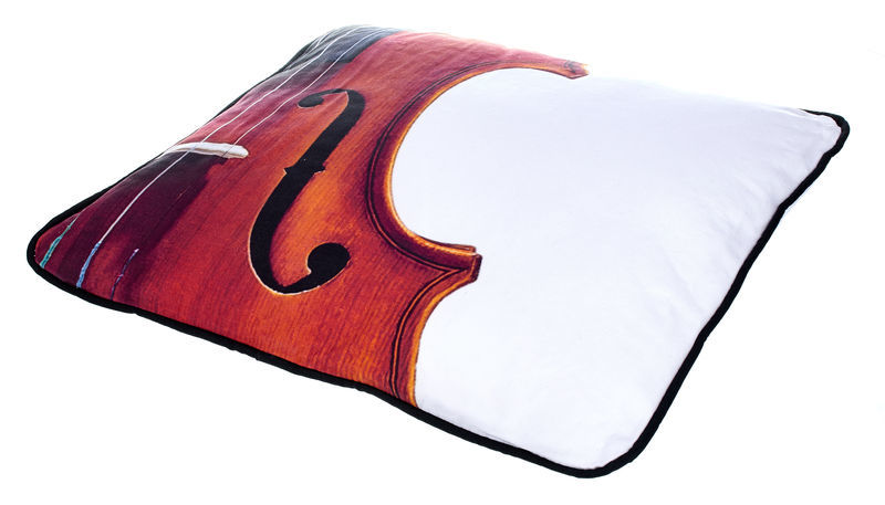 A-Gift-Republic Pillow with Violin