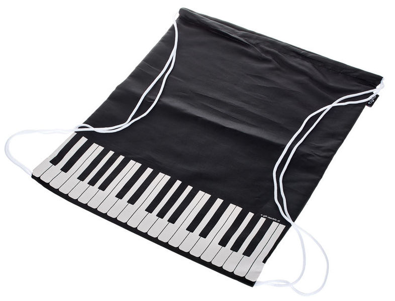 A-Gift-Republic Bag with Keyboard Black