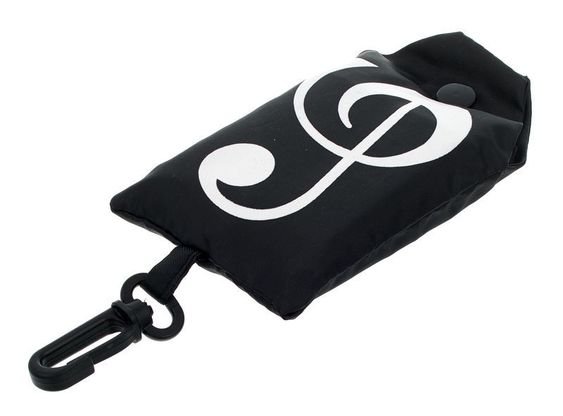A-Gift-Republic Mini Shopper G-Clef Black