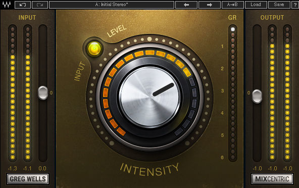 Waves Greg Wells MixCentric