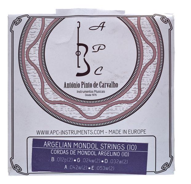 Antonio Pinto Carvalho Algerian Mondol Strings 10-Str