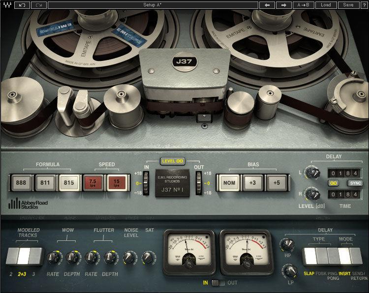 J37 Tape Waves
