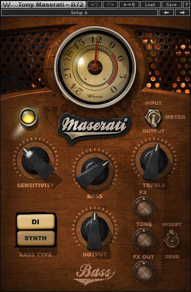 Waves Maserati B72